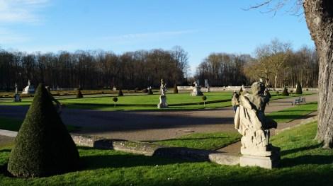 Schloss Nordkirchen Park Landschaft