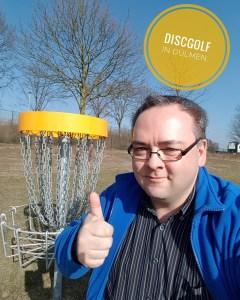 Disc Golf Dülmen 1