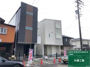 勝川駅・惣中の家