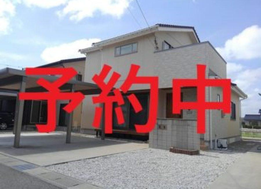 高岡市木津中古住宅、ご予約いただいております。(副題:憂鬱じゃない日々)