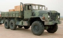 Truck from DOD.