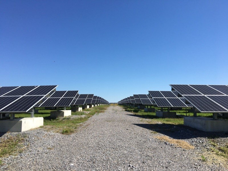 Fort Campbell goes green; Solar Array Project completed