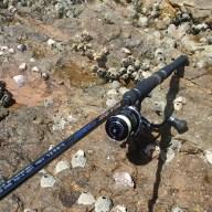 Light rock fishing rig