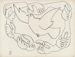 pablo_picasso_hands_entwined_iii