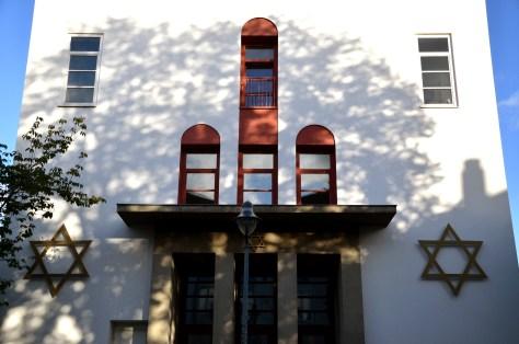 Die Synagoge in Bad Nauheim. (Bild: Petra Ihm-Fahle)