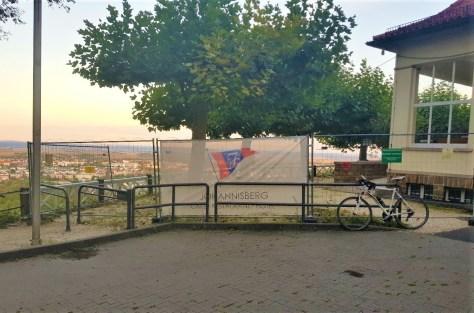 Das Café Johannisberg steht für Besucher momentan nicht offen. (Foto: pv)