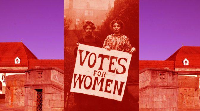 Frauen ins Parlament
