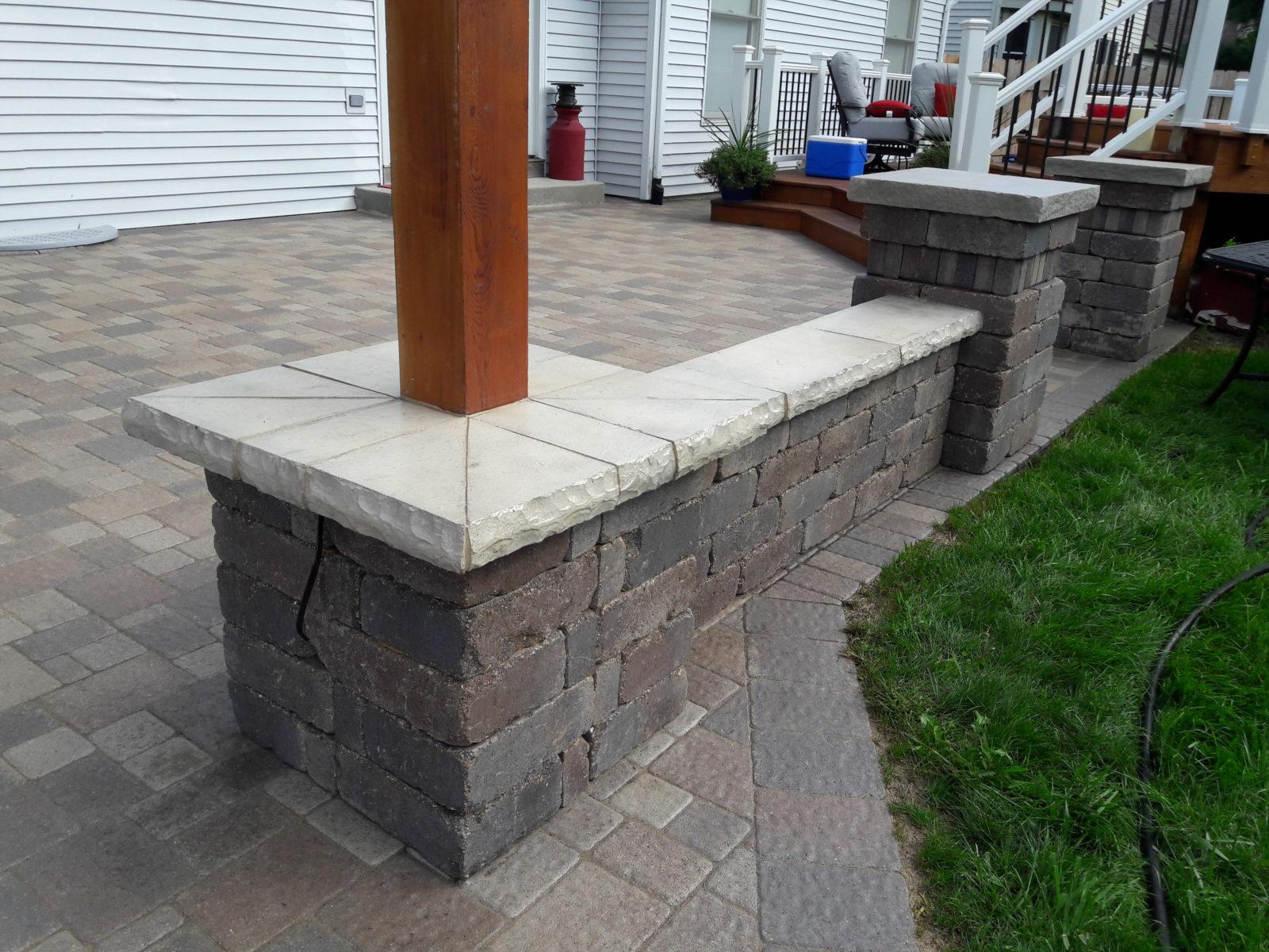 brick pavers driveways patios