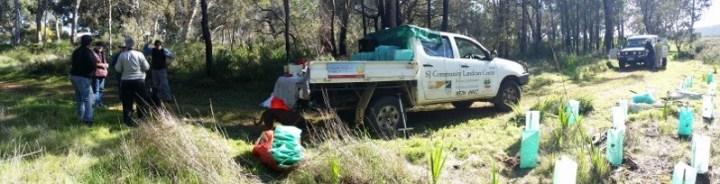 2016 Planting Season Serpentine Jarrahdale Myara Brook, Keysbrook