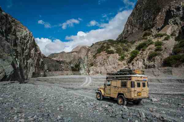 Why Drive the Pan American Highway? - Landcruising Adventure
