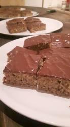 Lebkuchen- Kuchen vom Blech