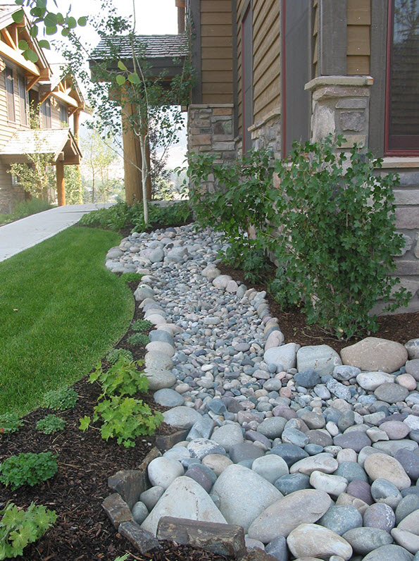 French Drain Contractor|Landscape Drainage solutions for