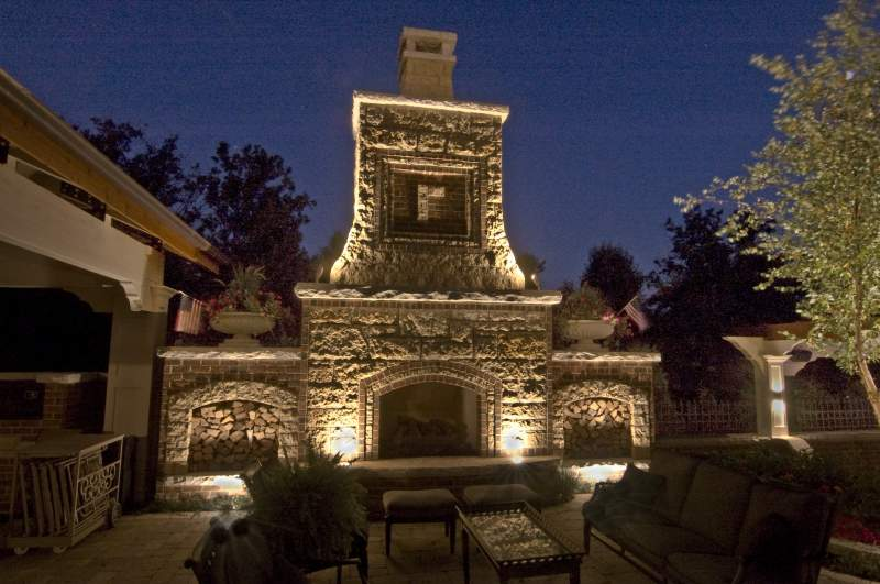 Low voltage lighting outdoor landscape lighting minnesota mn outdoor accent lighting aloadofball Image collections
