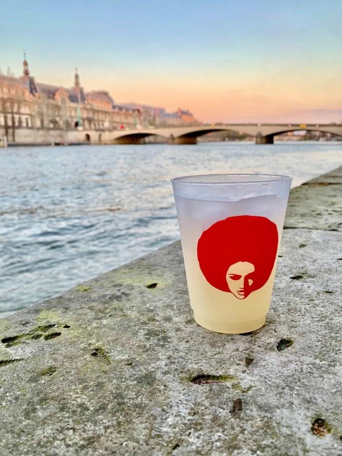 Margarita by the Seine
