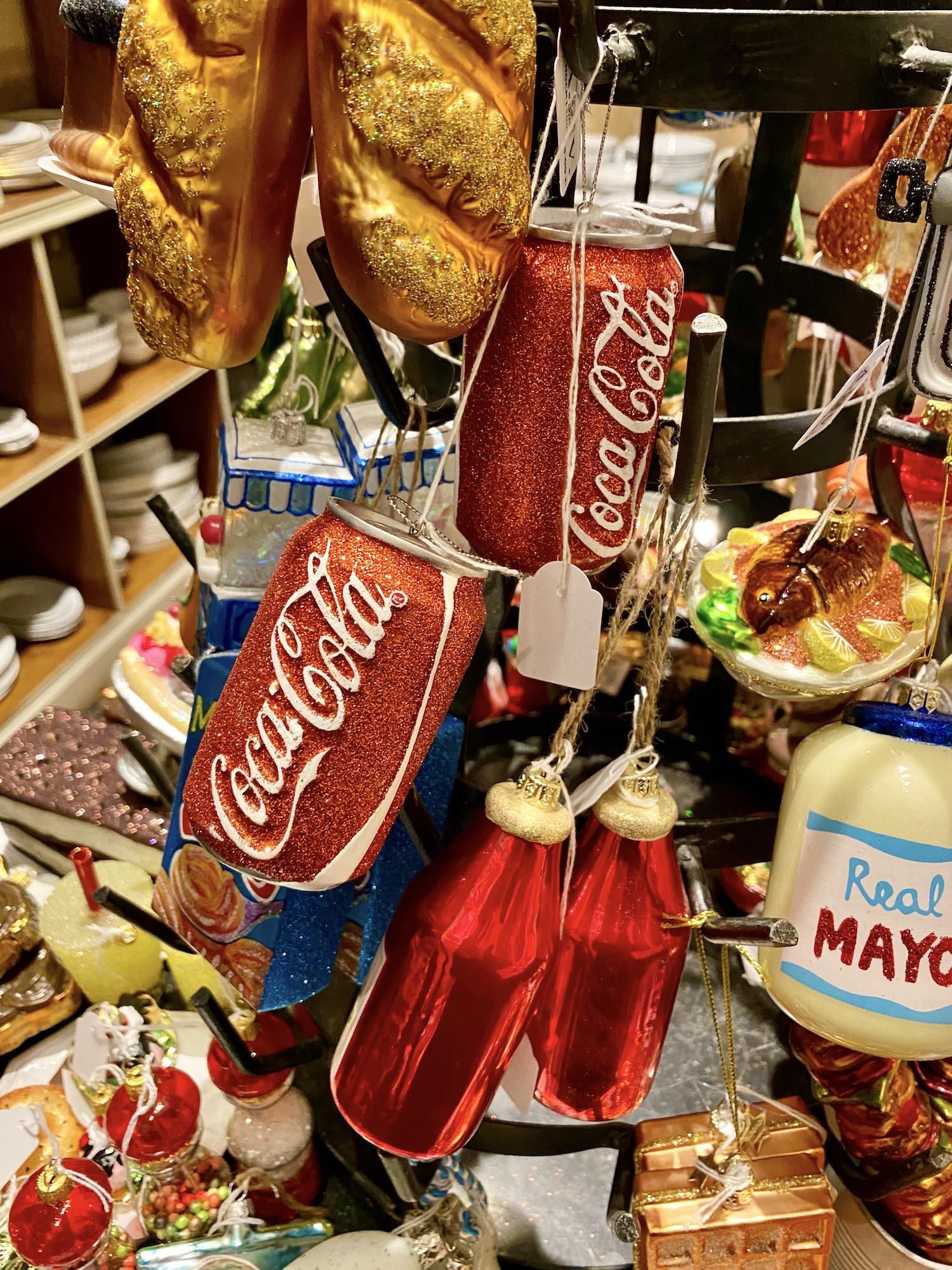 Astier de Villatte Coca Cola Ornament