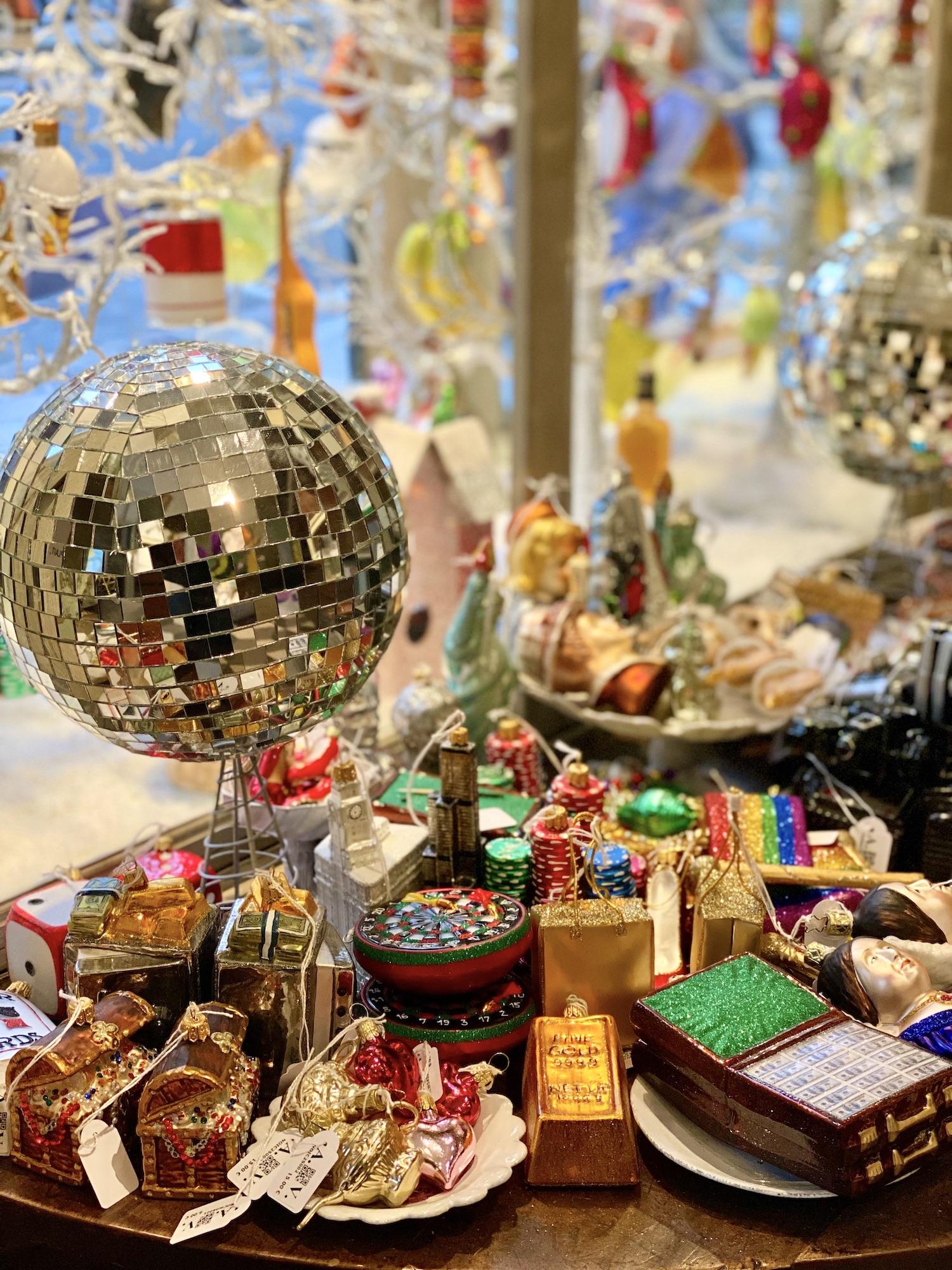 Christmas Ornaments Astier de Villatte