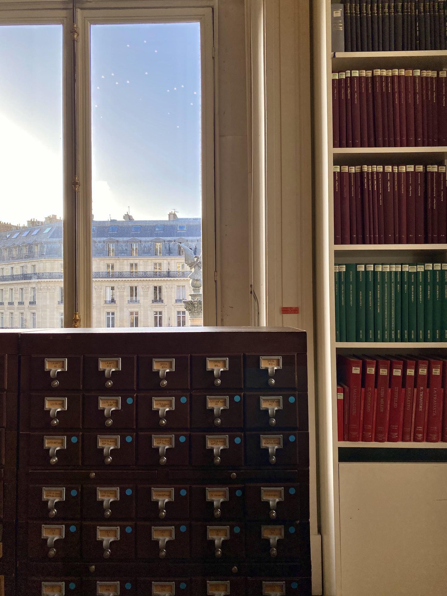 Palais Garnier Special Tour Archives