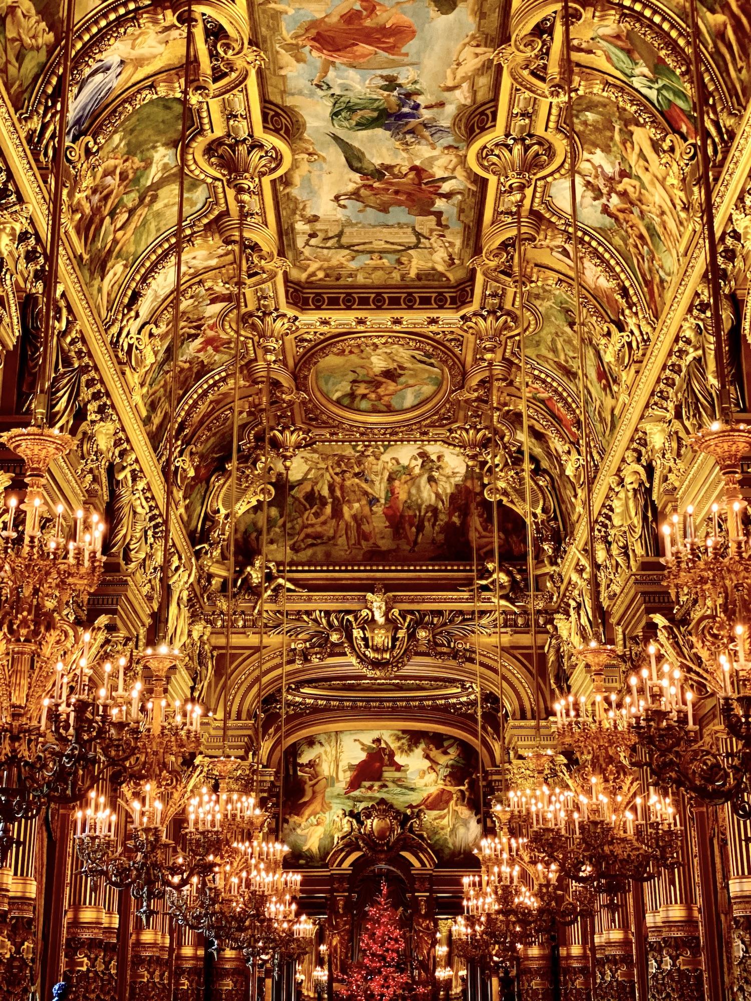 Grand Foyer Palais Garnier