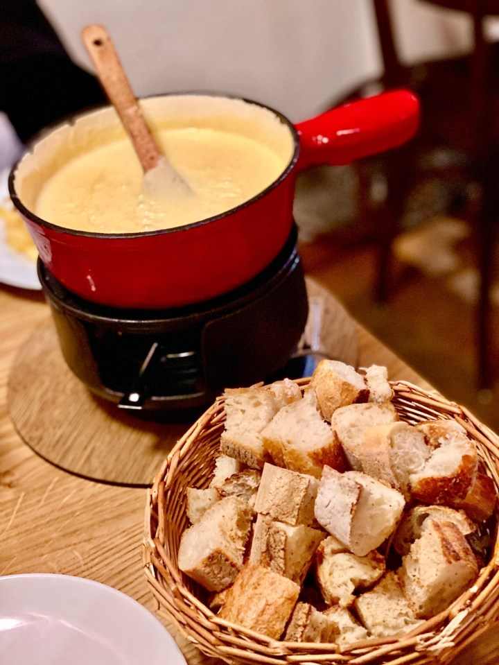 Le Chalet Neuilly fondue