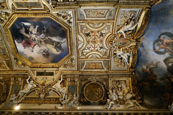 Galerie d'Apollon Ceiling