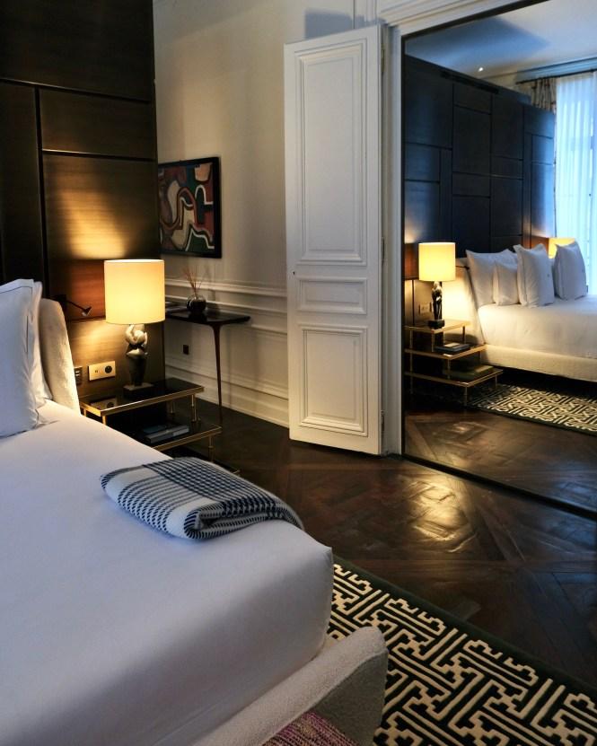 J.K. Place Paris Suite Bed
