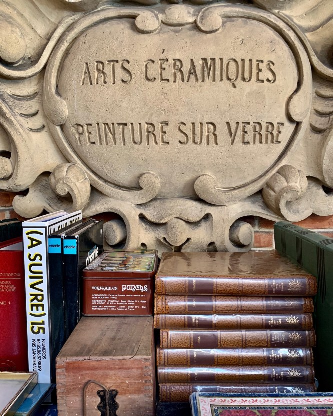 Books at Vieille Bourse Lille