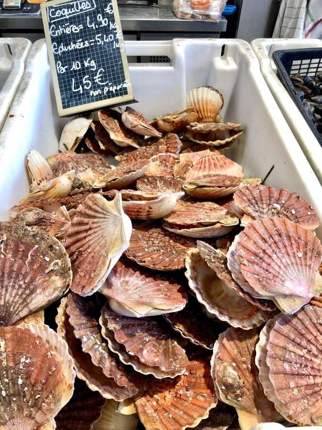 Granville Normandy Seafood Au P'tit Mareyeur