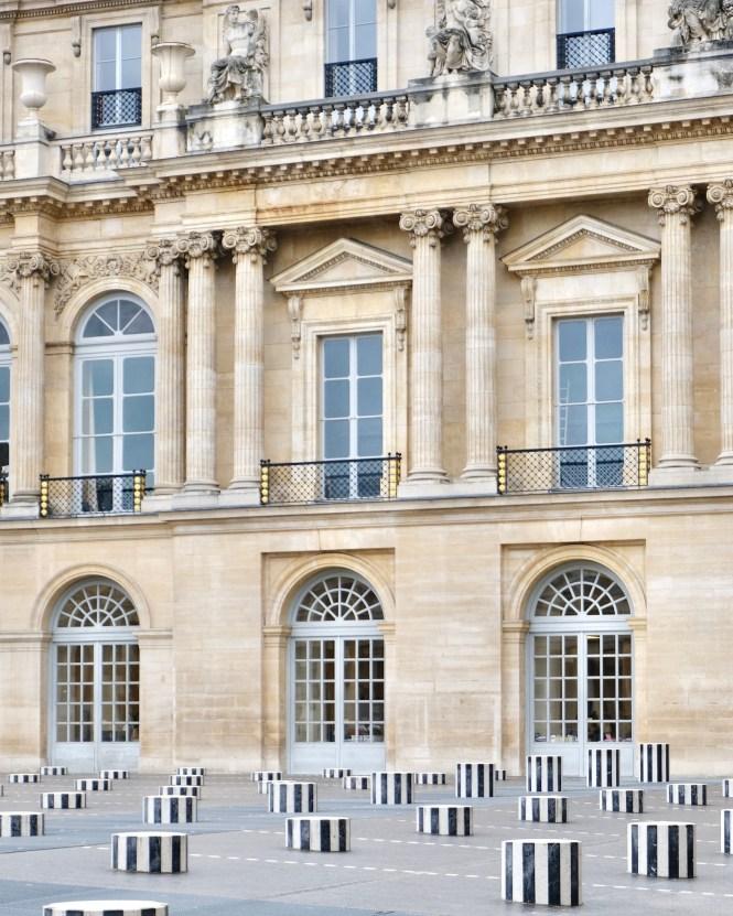 A Walk Through Palais-Royal