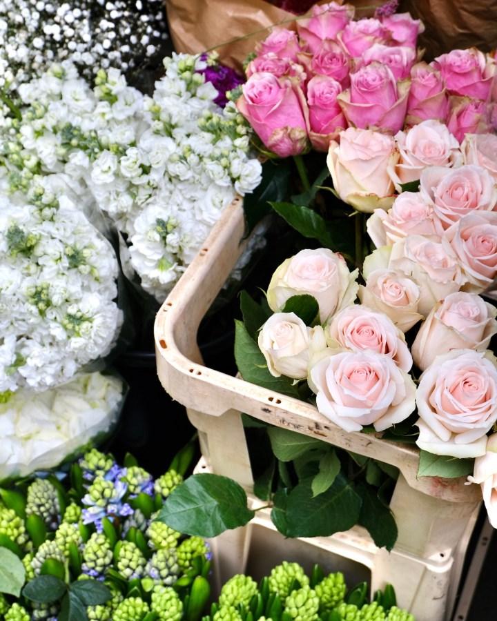 The Best Flowers on Rue du Bac