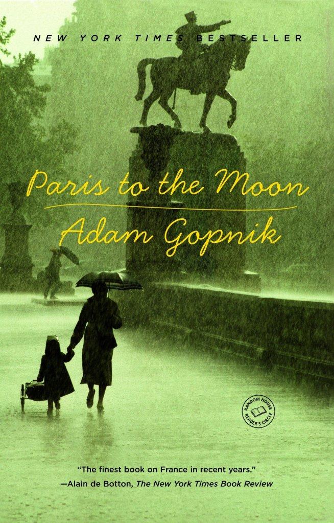 Paris Memoir Paris to the Moon