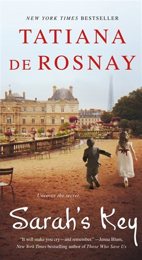 Sarah's Key Books about Paris