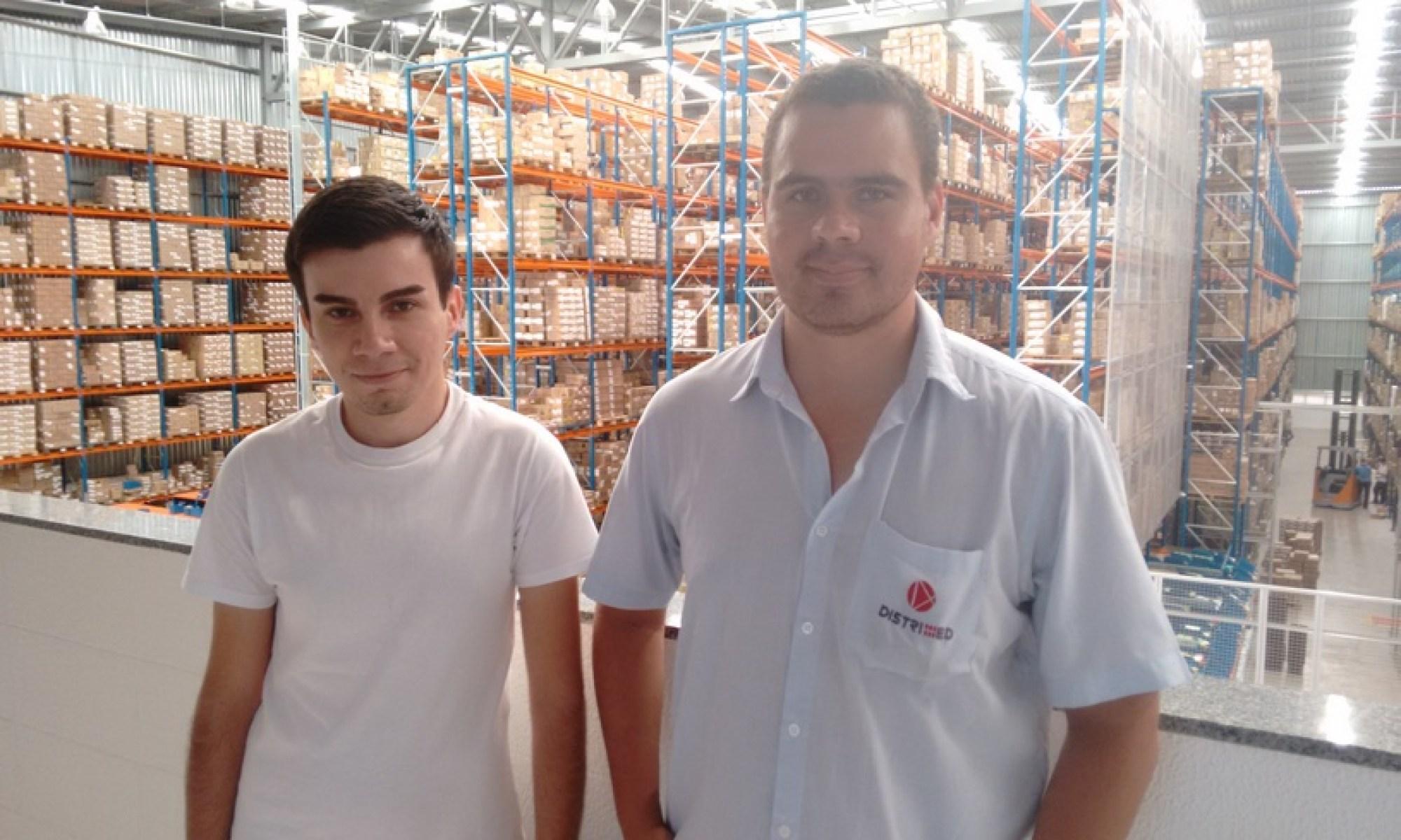 André Faria e Orlando Jr.