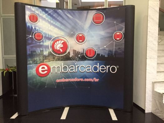 Painel Embarcadero Conference 2016