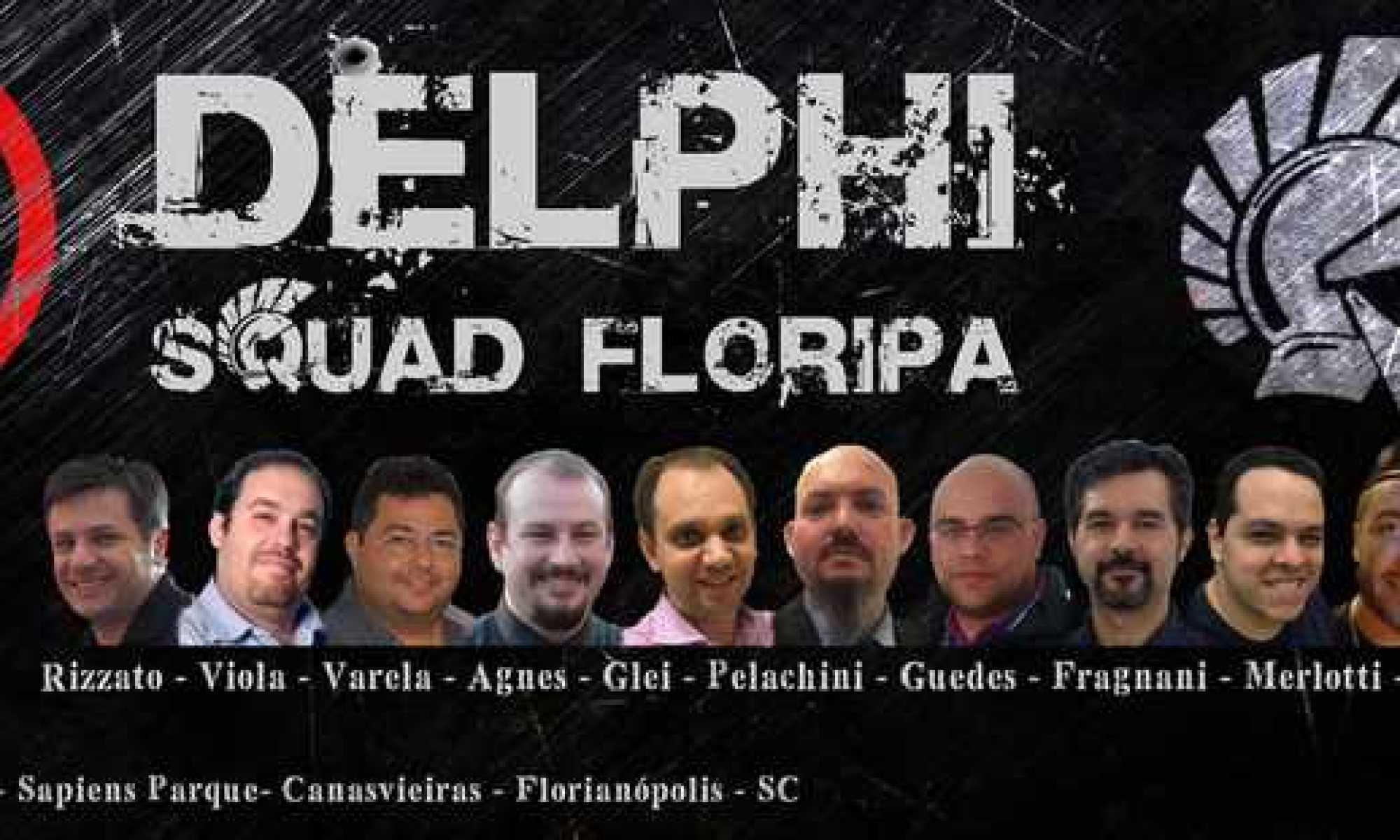 Squad Floripa 2017