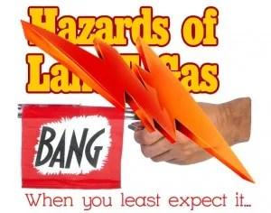 Hazards of landfill gas