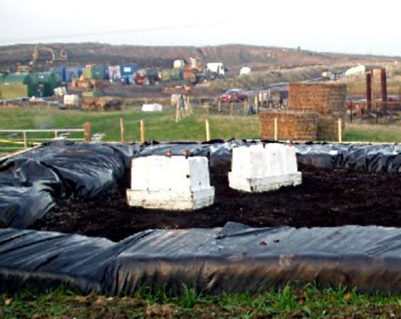 Landfill Gas Bio-oxidation research image
