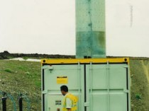 A Permanent Landfill Gas Flare Reduces Carbon Emissions