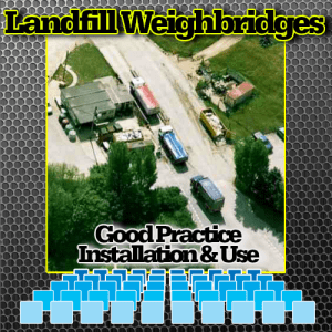 landfill weighbridges view
