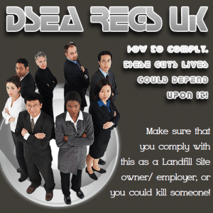 DSEAR United Kingdom article