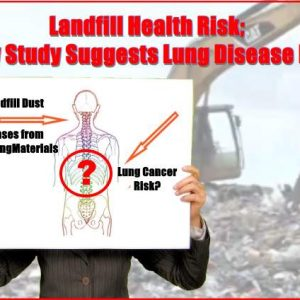landfill health risk article