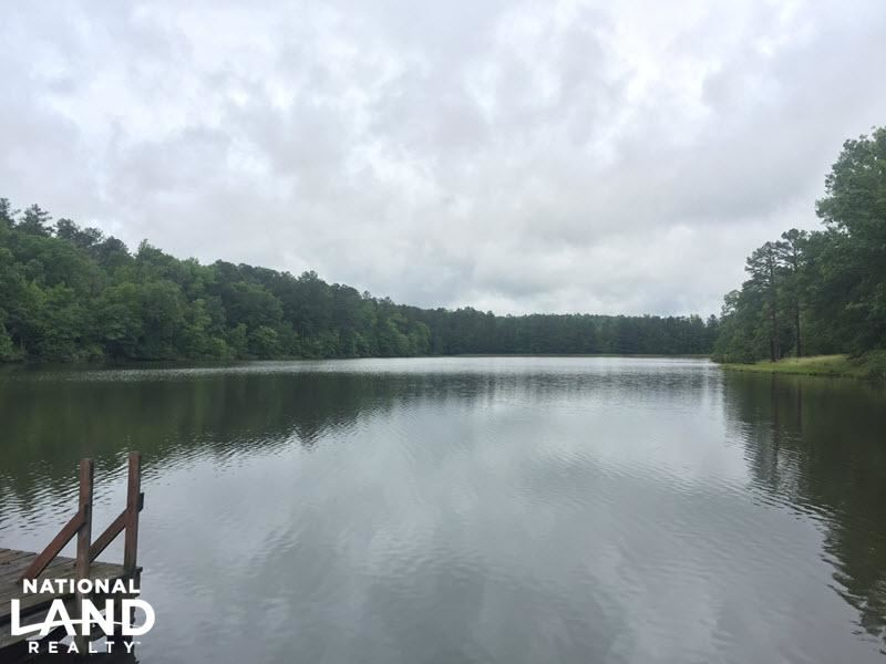 Buck Hill And Lake Hopson Tract : Land for Sale in Fayette ...