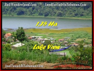 Affordable PROPERTY LAND IN TABANAN FOR SALE TJTB189