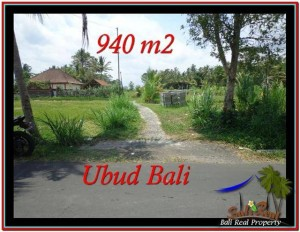 Affordable PROPERTY LAND IN UBUD FOR SALE TJUB531