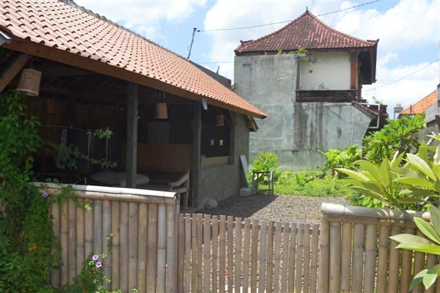 Land in Canggu for sale 200 sqm Stunning view