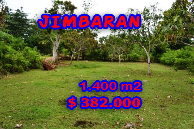 Land for sale in Bali, exceptional view in Jimbaran Uluwatu – TJJI016
