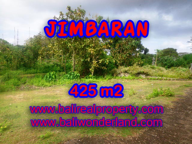 Land for sale in Bali, wonderful view in Jimbaran Bali – TJJI047