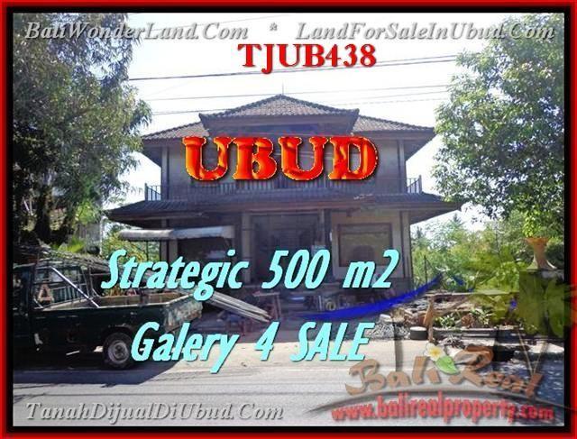 Sentral Ubud LAND FOR SALE TJUB438