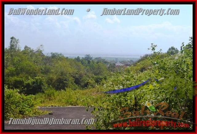 Exotic Jimbaran Uluwatu BALI 225 m2 LAND FOR SALE TJJI078