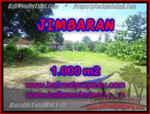 FOR SALE Exotic LAND IN JIMBARAN BALI TJJI063