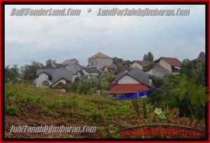 Affordable 1,500 m2 LAND SALE IN Jimbaran Ungasan BALI TJJI076